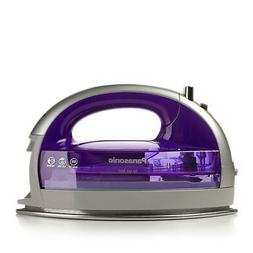 Panasonic 360 Freestyle Cordless Iron with Carrying Case