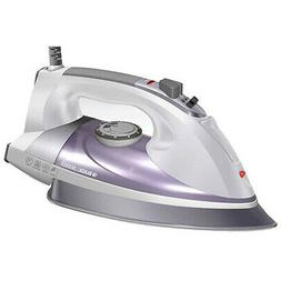 Black & Decker IR1350S Clothes Iron - Stainless Steel Sole P