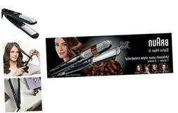 Braun ST550 Satin Hair 5 Styler Ceramic Flat Iron Hair Strai