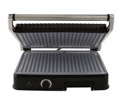 Oster Duraceramic Panini Makers and Indoor Grill Breakfast S