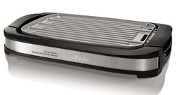 Electric Oster CKSTGR3007-ECO DuraCeramic Reversible Grill a
