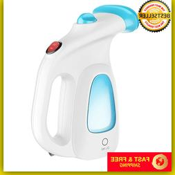 garment steamer handheld portable clothes wrinkle remover