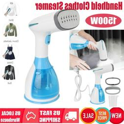 Handheld Garment Steamer Portable Fabric Steam Iron Clothes