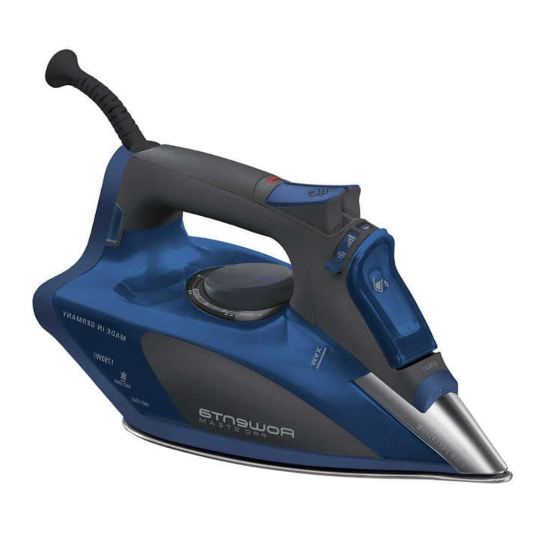 dw5192 pro steam iron stainless steel soleplate