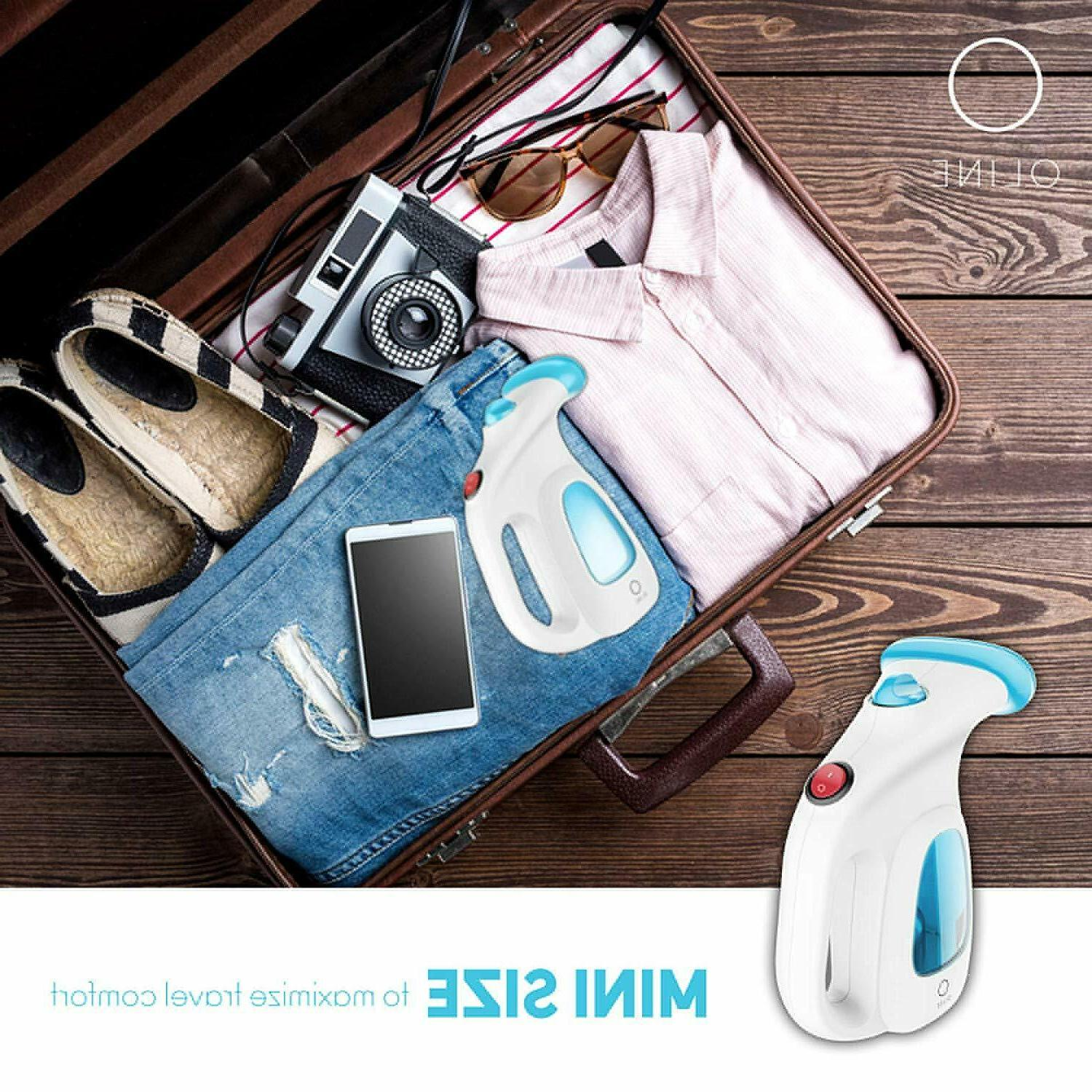 Garment Steamer Handheld Portable Clothes Wrinkle Remover Steam