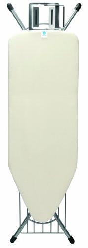 Brabantia Steam Rest Ironing Board with Linen Rack, C - Wide