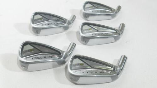 New! COBRA FLY-Z FORGED IRONS **Heads #253904