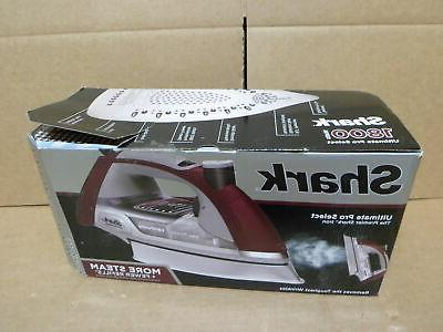 Shark Professional Steam Iron with Auto-Shut Off and Stainle