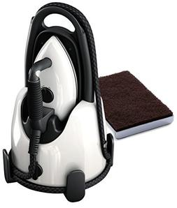 Laurastar Lift Steam Iron - Pure White + Soleplate Cleaning