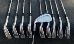 MACGREGOR MIURIA FORGED PCB TOUR IRONS 3-SW