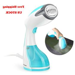 Beautural Portable Handheld Mini Clothes Garment Steamer Lau