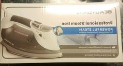 Beautural Professional Steam Iron *Double ceramic* LCD **BRA