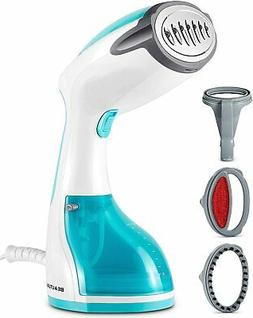 Steamer for Clothes with Pump Steam Technology, Portable Han